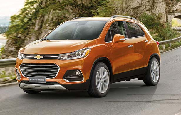 Spesifikasi dan Harga The All- New Chevrolet Trax
