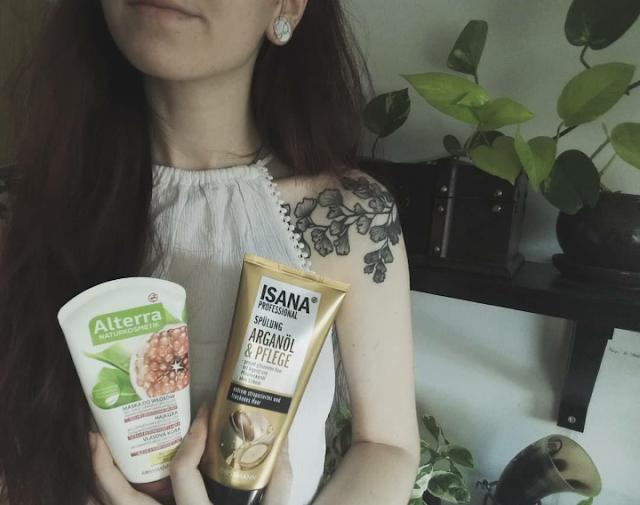 4 ulubione maski i odżywki do włosów