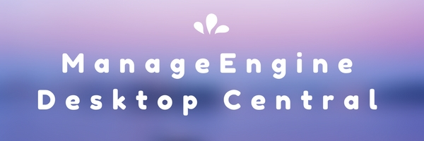 Manageengine desktop central 8 license crack