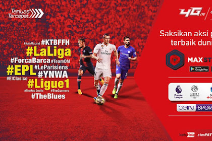 Cara Live Streaming BeIN Sports Gratis di Android