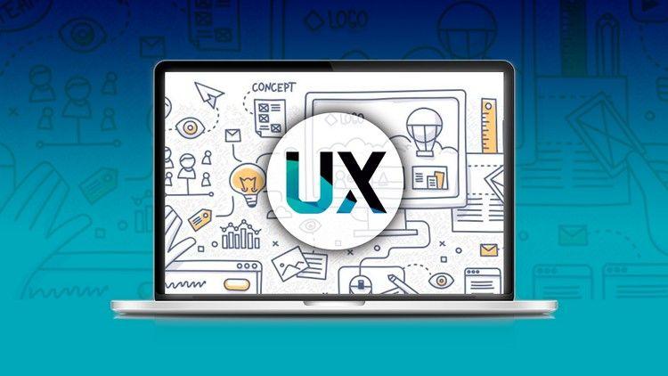 UX: Máster en Diseño web y Experiencia de Usuario (Udemy)