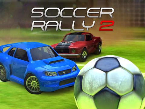 -GAME-Soccer Rally 2