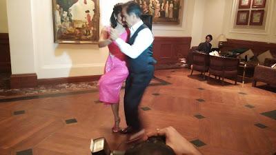 tango performance
