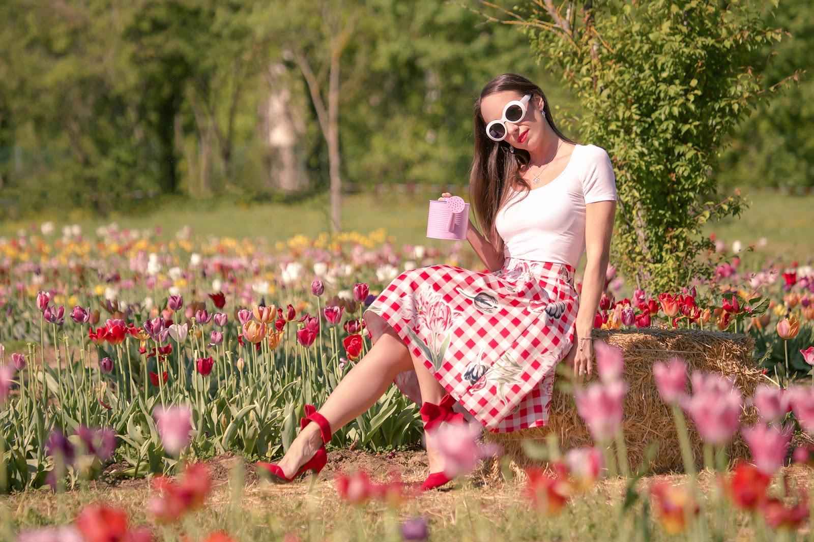 outfit tulipani