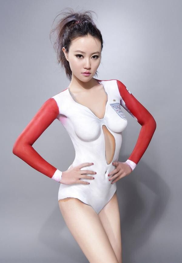 Hot Body Asian 69