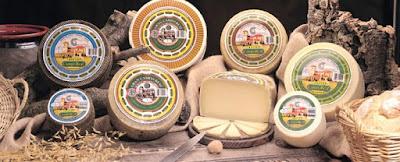 El Día de Mercado de la Cámara Agraria se rinde al queso. Ver. Oír. Contar.