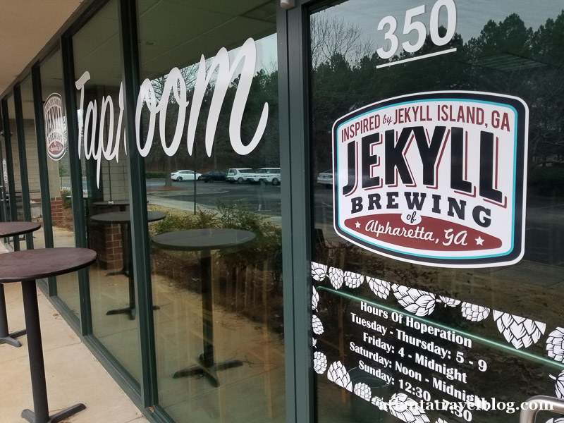Jekyll Brewing Company