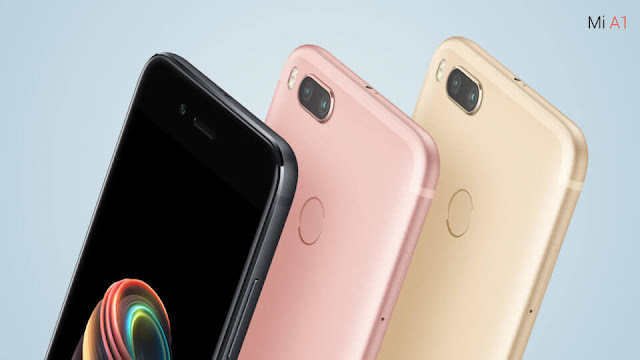 سعر ومواصفات الهاتف Xiaomi Mi A1 بالصور