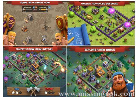 Download Clash Of Clans For Android-www.missingapk.com