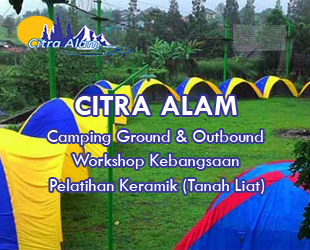 Citra Alam - Camping Ground & Outbound