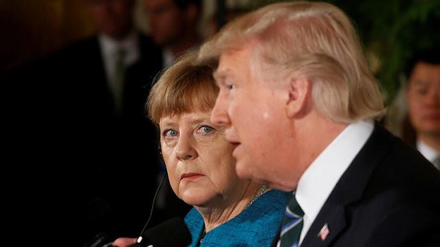 """Trump exige a Alemania el pago de 370.000 millones de dólares por su """"deuda"""" con la OTAN"""