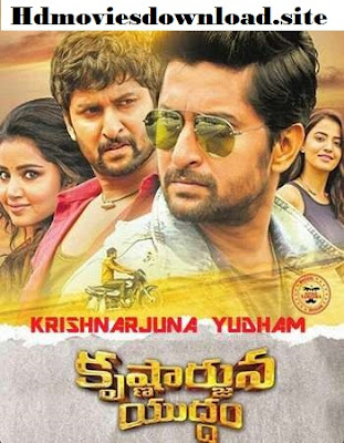 Krishnarjuna Yudham 2018 Full Movie Hindi Dual Audio 480p UNCUT