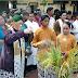 Hari Pengan Sedunia Menikmati Nasi Wiwit di Ganjuran