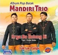 Mandiri Trio - Arga Do Holong Hi