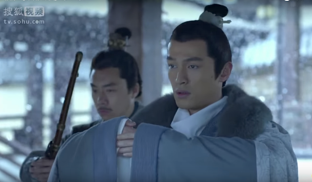 Nirvana in Fire Hu Ge Ep33
