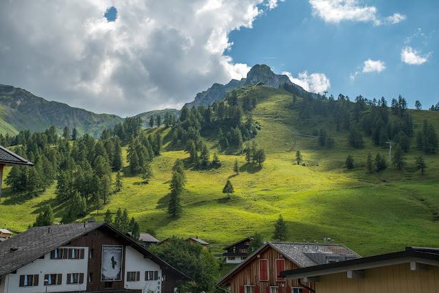 Fürstin-Gina-Weg  Augstenberg und Pfälzerhütte  Wandern in Liechtenstein 15