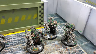 Myrmidons with Irradiation engines