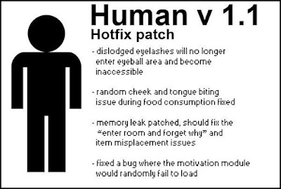 Funny Human 1.1 Hotfix Patch Picture