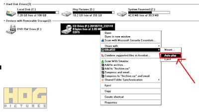 Cara Membuat Autorun Sendiri Untuk CD Program atau Aplikasi - Hog Pictures