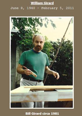 Photo of Bill Girard, Circa 1981 by Glenn Michaels