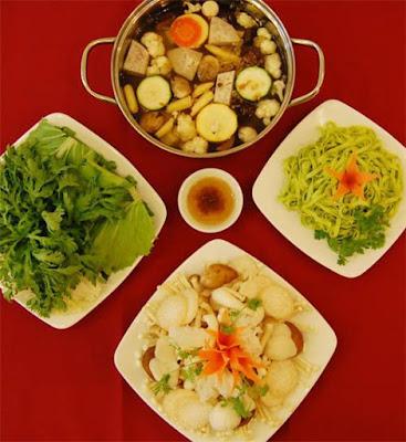 3 bí quyết cơ bản để nấu ăn chay ngon