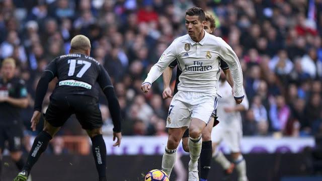 Presiden Madrid: Tak Ada Tawaran dari Klub China untuk Ronaldo