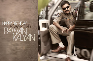 Power Star Pawan Kalyan Birthday Special HD Posters/Wallpapers