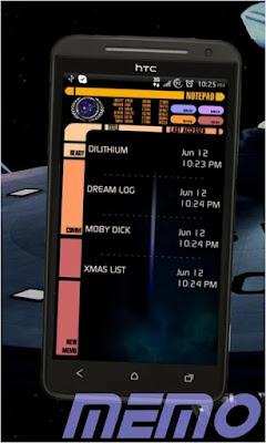Star Trek ToDo Agenda