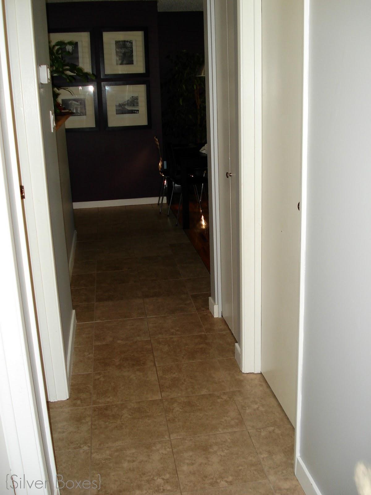 Lighting Basement Washroom Stairs: Silver Boxes: September 2011