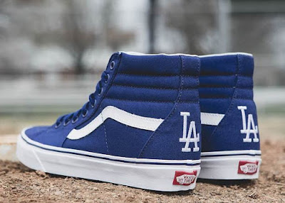 MLB x Vans LA Dodgers Pack