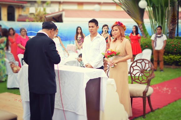 Dan And Chlea's Garden Wedding At Montebello Resort