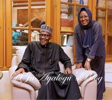 Aisha Buhari Give Fresh Updates On Husband's Health, His Return To Nigeria; A Governor Wishing The President Death Exposed, Berated