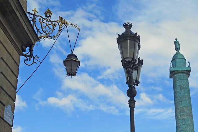 Place Vendôme again - some  details ...