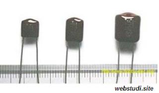 Kapasitor Polipropilen (Polypropilene Capasitor)