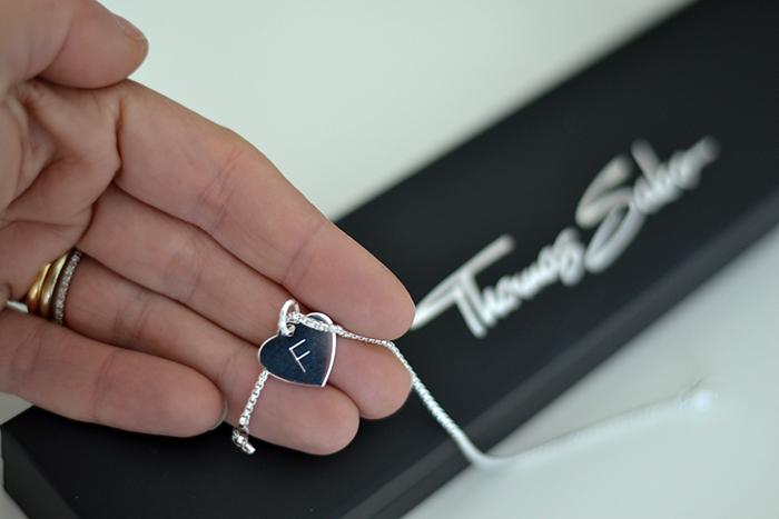 bracciale personalizzato Thomas sabo