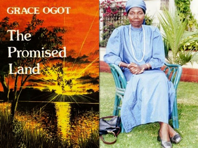 31.ogot Grace Ogot Biography & History (The First Woman To Publish Novel In East Africa)