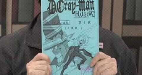 D.Grayman Hallow Primer Capitulo: El 14vo     |      ★All About D.Gray-Man★