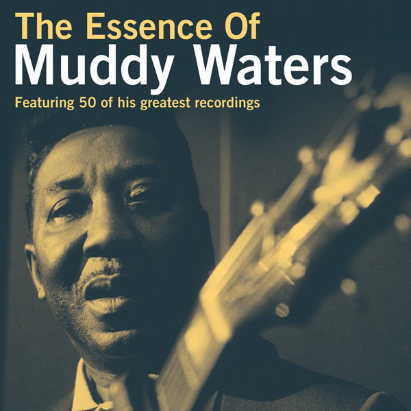 Muddy Waters - The Essence of Muddy Waters Cover