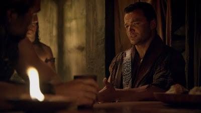 Spartacus (La venganza) - Capitulo 07 - Temporada 2 - Español Latino