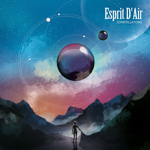 Esprit D'Air - Constellations