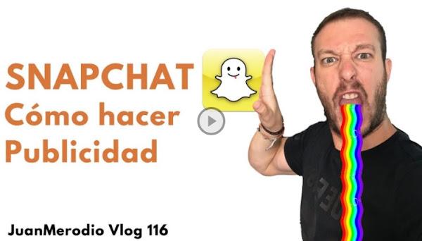 Cómo hacer Publicidad en Snapchat