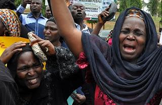 98 Chibok Girls Dead