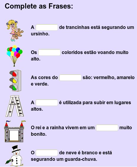 http://www.sol.eti.br/infantil/complete_as_frases.html