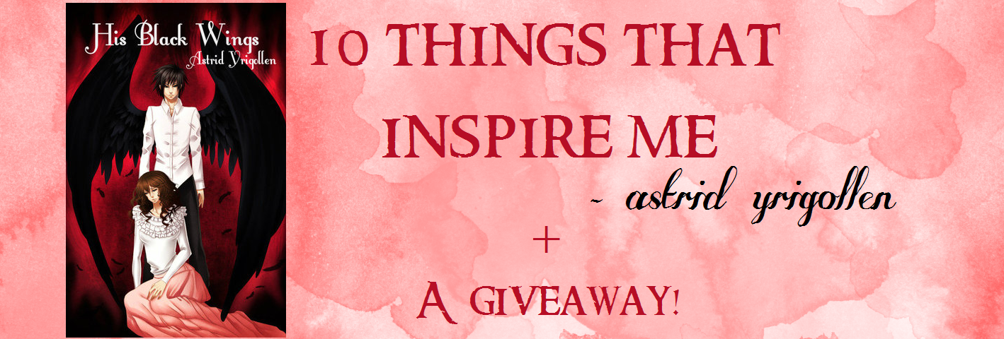 Things That Inspire Me and Why