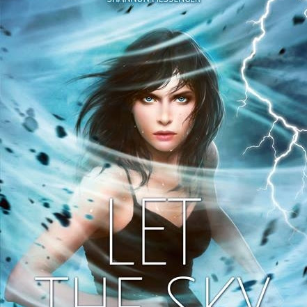 Let The Sky Fall, tome 1 de Shannon Messenger