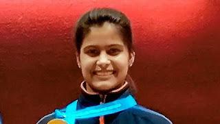 Spotlight : Manu Bhaker Wins Gold In ISSF Junior World Cup Shooting