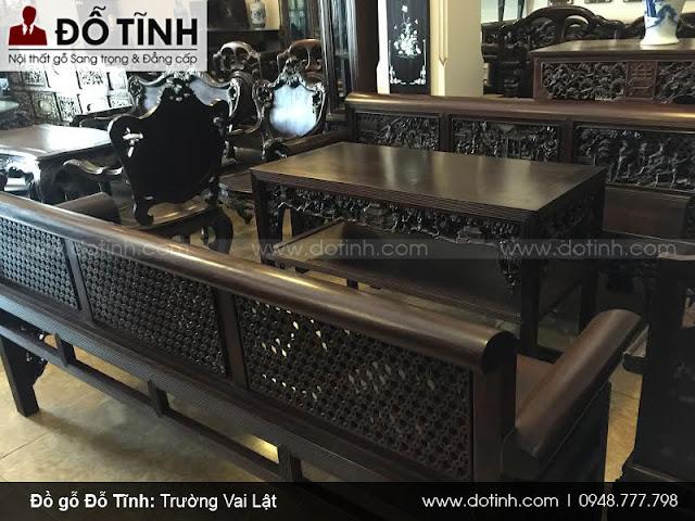 Trường vai lật - Siêu thị đồ gỗ cổ Nam Định