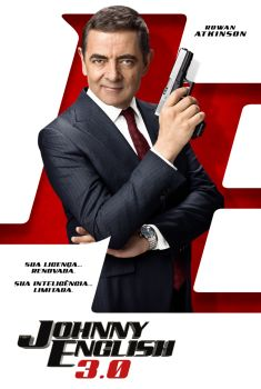 Johnny English 3.0 Torrent - HDCAM 720p Dual Áudio