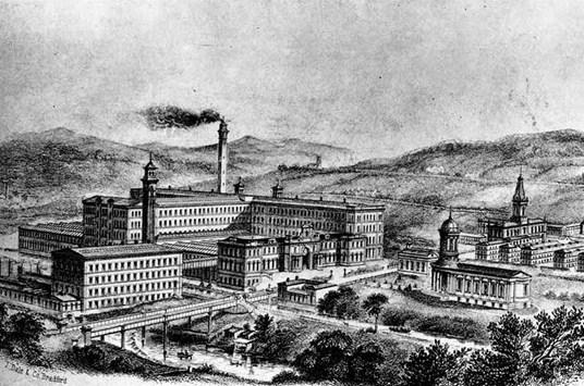 Sejarah, Kronologi dan Latar Belakang Revolusi Industri Inggris
