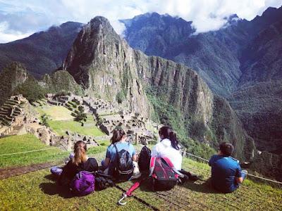Machu Picchu, turistas en Machu Picchu, afluencia de turistas en Machu Picchu